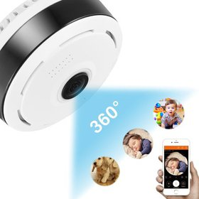 Home Security Camera System, Wireless Security Cam