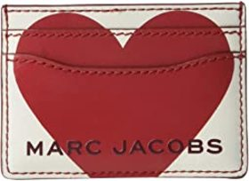 Marc Jacobs Vday The Box Card Case