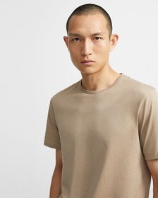 Precise Tee in Luxe Cotton Jersey
