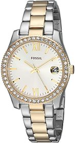 Fossil Scarlette Mini Three-Hand Watch