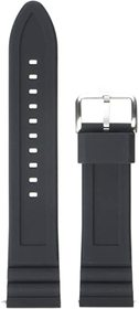 Fossil 22 mm Silicone Watch Strap - S221304