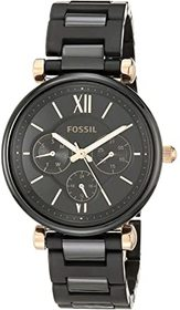 Fossil Carlie Multifunction Ceramic