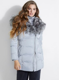 Joanna Long Puffer Jacket