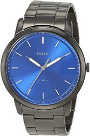Fossil Minimalist Three-Hand Watch