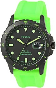 Fossil FB-01 Three Hand Silicone