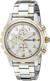 Fossil Dean Chronograph Watch