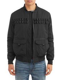 WeSC Men's Bomber Utility Jacket