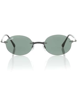 Ray-Ban RB3547N oval sunglasses