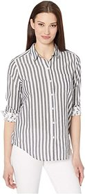 Lucky Brand Lucky Brand - Long Sleeve Button-Up St