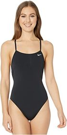 Nike Hydrastrong Lace-Up Tie Back One-Piece