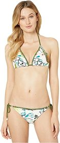 Vince Camuto Island Life String Triangle Top