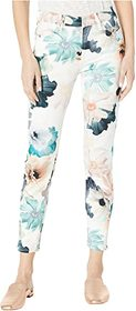 7 For All Mankind The Ankle Skinny in Brilliant Bl