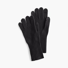 J. Crew Texting gloves in everyday cashmere