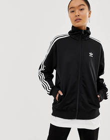 adidas Originals three stripe Firebird track jacke
