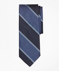 Brooks Brothers Wide Stripe Tie