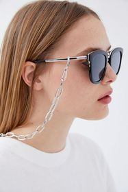 Oval Link Sunglasses Chain
