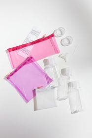 Miamica Frequent Flyer Bottle Kit