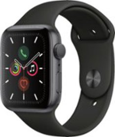 Apple Watch Series 5 (GPS) 44mm Space Gray Aluminu