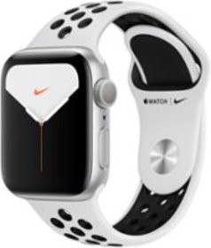 Apple Watch Nike Series 5 (GPS) 40mm Silver Alumin