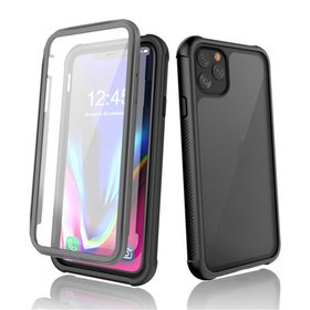 iPhone 11 Pro Max Case,Clear Full Body Heavy Duty