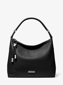 Michael Kors Lexington Large Pebbled Leather Shoul