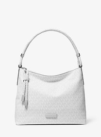 Michael Kors Lexington Medium Logo Shoulder Bag