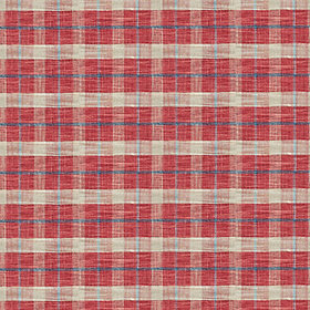Brooks Red Fabric by the Yard