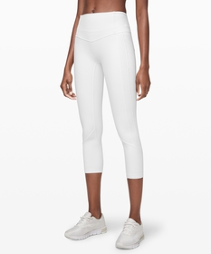 """Lulu Lemon All The Right Places Crop II *23"""" 