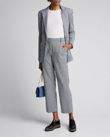 Derek Lam 10 Crosby Galen Straight Trousers