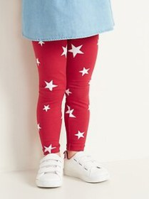 Full-Length Leggings for Toddler Girls