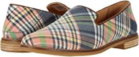 Sperry Seaport Levy Washed Plaid Loafer