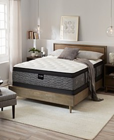 "by Serta Resort 13"" Firm Euro Pillow Top Mattress"