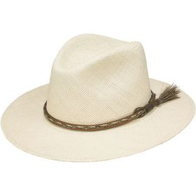 Stetson Weltmeyer Straw Hat