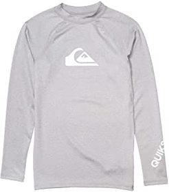 Quiksilver Kids All Time Long Sleeve (Big Kids)