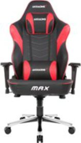 Akracing - Masters Series Max Gaming Chair - Black