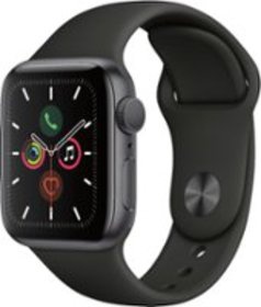 Apple Watch Series 5 (GPS) 40mm Space Gray Aluminu