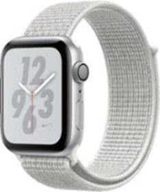 Apple Watch Nike+ Series 4 (GPS) 44mm Silver Alumi