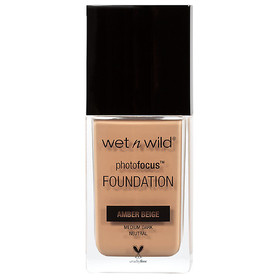 Wet n Wild Photo Focus Matte Foundation Amber Beig