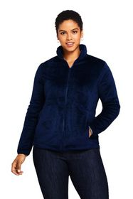 Lands End Women's Softest Fleece Jacket