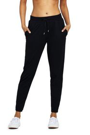 Lands End Women's Tall Active Knit Joggers