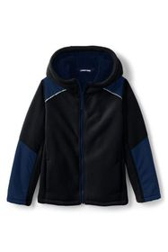 Lands End Toddler Kids Bonded Fleece Jacket