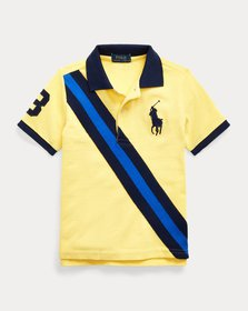 Ralph Lauren Big Pony Banner Cotton Polo