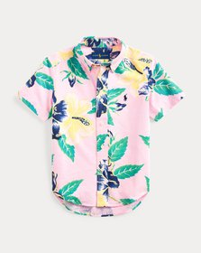 Ralph Lauren Floral Cotton Poplin Shirt