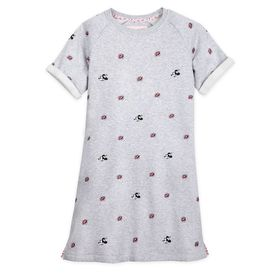 Disney Minnie Mouse Floral Knit Dress for Women