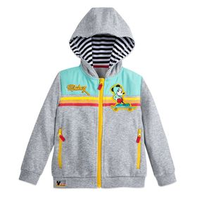 Disney Mickey Mouse Zip-Up Hoodie for Kids