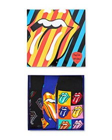 Happy Socks - Rolling Stones Gift Box - Pack of 3