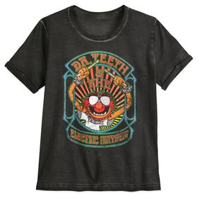 Disney Animal T-Shirt for Women – Dr. Teeth and th