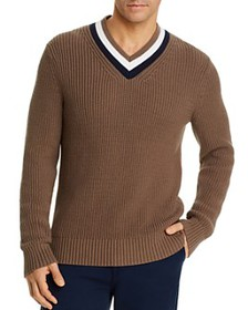 Michael Kors - V-neck Cricket Sweater