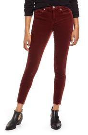 BLANKNYC Denim Claret Madison Crop Cord Pants