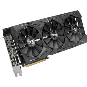 ASUS Republic of Gamers Strix OC Radeon RX 580 Gra